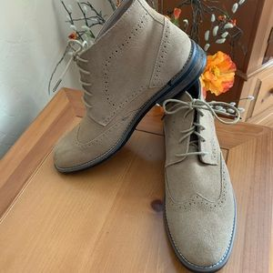 Bruno Marc Mens suede chukka boots